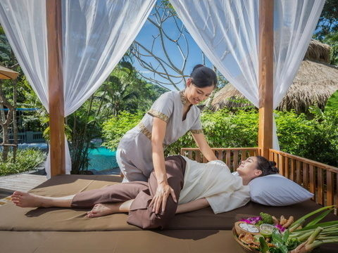 Kamala Spa with lovely views and absolute relaxation