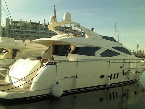 High-speed Premium class Yacht Evo Marine Deauville 23